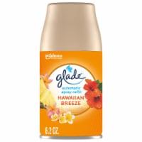Glade® Automatic Spray Hawaiian Breeze Refill - 6.2 oz