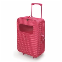 Double Trolley Doll Carrier with 2 Sleeping Bags
