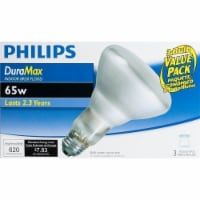 Philips DuraMax 65-Watt Medium Base BR30 Indoor Floodlight Bulbs