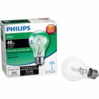 Philips EcoVantage 29-Watt (40-Watt) Medium Base A19 Light Bulbs