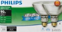 Philips EcoVantage 72-Watt (90-Watt) Medium Base PAR38 Floodlight Bulbs