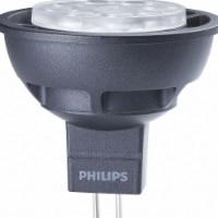 Philips LED Bulb,MR16,2200 to 2700K,410 lm,6.5W HAWA 454538