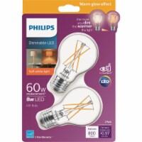 Philips 2pk60w A19wg Led Bulb 536532 - 1