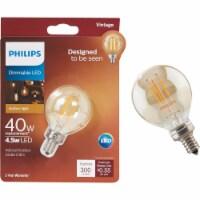 Philips Led G16.5 Vin Glt20 Bulb 537597