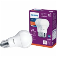 Philips 11-Watt (75-Watt) A19 LED Light Bulbs