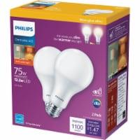 Philips 12.2-Watt (75-Watt) A21 LED Light Bulbs