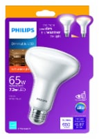 Philips 7.2-Watt (65-Watt) BR30 Indoor LED Floodlight Bulb
