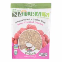 New England Naturals Organic Granola Select Berry - Coconut - Case of 6 - 12 oz. - Case of 6 - 12 OZ each