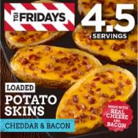 TGI Fridays Loaded Bacon & Cheddar Potato Skins