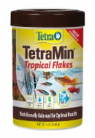 Tetra Min Tropical Flakes Fish Food