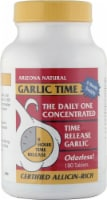 Arizona Natural Products Garlic Time Tablets