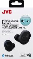JVC True Wireless Memory Foam Headphones - Black