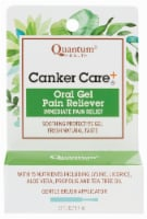 Quantum Health Canker Care Oral Gel Pain Reliever