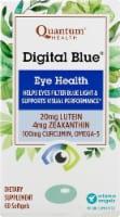 Quantum Health Digital Blue Eye Health Softgels - 60 ct