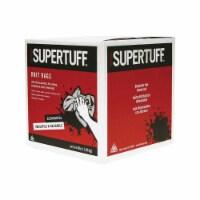 Trimaco  SuperTuff  12 in. W x 12  L White  Cotton  Knit Rags - Case Of: 1; - 4 Lb.