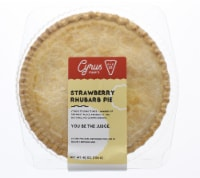 Cyrus O'Leary's Strawberry Rhubarb Pie