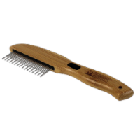 Rotating Pin Comb with 31 Rounded Pins - 1