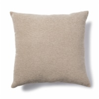 Brentwood Crown Chenille Linen Oversized Decor Pillow - 1 ct