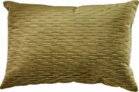 Brentwood Originals Ripple Décor Pillow - Olive