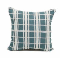 Brentwood Chenille Plaid Decorative Pillow