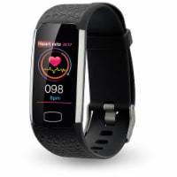 iLive Smart Band Activity Tracker - Black - 1 ct