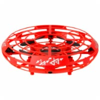 Sky Rider Obstacle Avoidance Drone - Red/Black