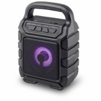 iLive ISB199B Tailgate Bluetooth Speaker - Black