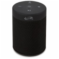 iLive Bluetooth Waterproof Portable Speaker - Black