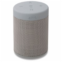 iLive Bluetooth Waterproof Portable Speaker - Gray