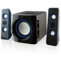 iLive Wireless Bluetooth 2.1 Speaker System & Subwoofer