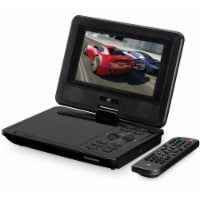 GPX PD701B Portable DVD Player - Black