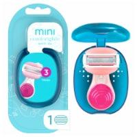 Venus Gillette® Mini 3-Blade White Tea ComfortGlide Razor - 1 ct