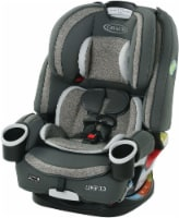 Graco® 4Ever DLX 4-in-1 Gray Car Seat - 1 ct