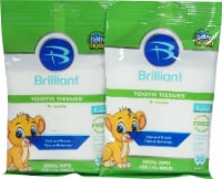 Baby Buddy Tooth Tissues - 60 ct