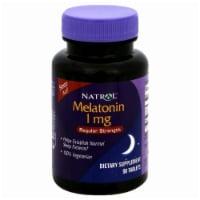 Natrol Melatonin Regular Strength Tablets 1mg - 90 ct