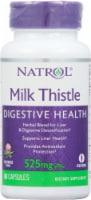 Natrol Milk Thistle Advantage Vegetarian Capsules 525mg - 60 ct
