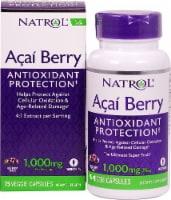 Natrol  Acai Berry - 75 Veggie Capsules