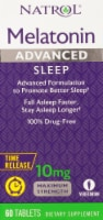 Natrol Advanced Sleep Maximum Strength Melatonin Tablets 10mg