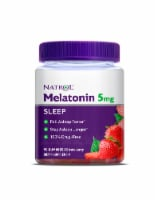 Natrol Melatonin Strawberry Gummies 5mg