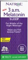 Natrol 3 a.m. Melatonin Tablets 30 Count