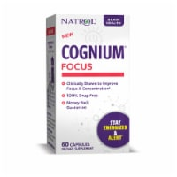 Natrol Cognium Focus Capsules