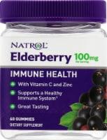 Natrol® Elderberry Immune Health Gummy Dietary Supplement - 60 ct
