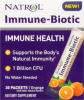 Natrol Orange Immune-Biotic Packs - 30 ct