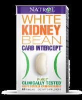 Natrol White Kidney Bean Carb Intercept Capsules