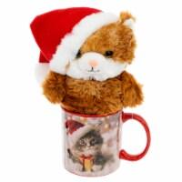 Holiday Plush in Mug Gift