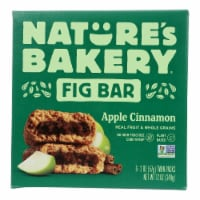 Natures Bakery Apple Cinnamon Fig Bar, 2 Ounce -- 36 per case. - NO