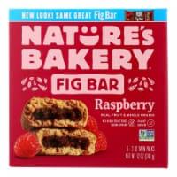 Natures Bakery Raspberry Fig Bar, 2 Ounce -- 36 per case.