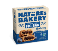 Nature's Bakery Gluten Free Blueberry Fig Bars 6 Count
