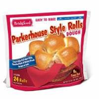 Bridgford Parkerhouse Style Rolls 24 Count