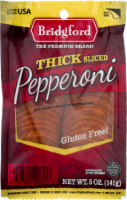 Bridgford Thick Sliced Pepperoni